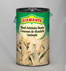 Sliced Artichoke Hearts