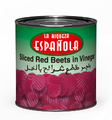 Remolacha en vinagre